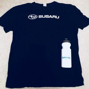 Subaru Men's Tshirt